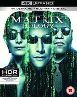 The Matrix Trilogy [Bluray] [1999] [DVD]