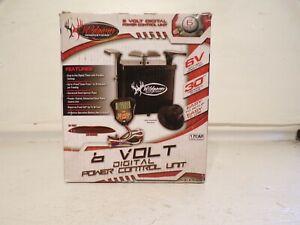 Wildgame Innovations 6V Digital Game Deer Feeder Kit TH-6vdx Power Control Unit