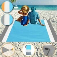 Outdoor Camping Anti Sand Beach Mat Waterproof Picnic Sitting Blanket BBQ Pad