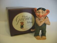 Rien Poortvliet Classic Gnomes Troll. 810407. 6 inches tall