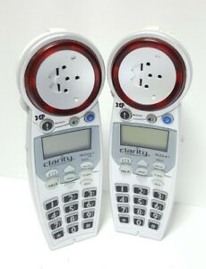 Clarity Professional XLC3.4 & XLC3.5HS Replacement Handsets - No Bats or Charger