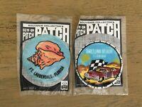 Vintage Daytona Beach Ft Lauderdale Florida Patches