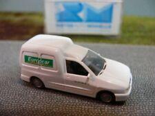 1/87 Rietze VW Caddy encadré EUROPCAR 30864
