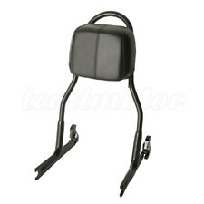 Detachable Passenger Sissy Bar Backrest Fit For Harley Softail Fatboy Deluxe