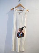 nwot yohji yamamoto Y3 adidas white womens size xs dress rrp $499