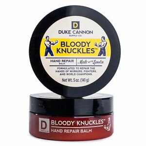Duke Cannon Bloody Knuckles Hand Repair Balm 5 oz