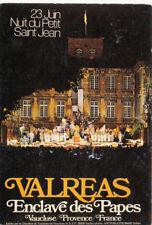 VALREAS enclave des papes nuit du petit saint jean
