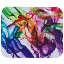 MOUSE MAT 8 Caseling Cool Mouse Pad with Designs - Colorful White