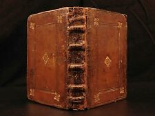 1545 Medieval Italien Law de Jaffredus Balbus / Balbi Civil Jurisprudence Court