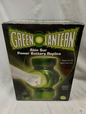 DC COMICS JLA: ABIN SUR GREEN LANTERN POWER BATTERY PROP Replica Red Yellow