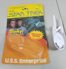 VINTAGE STAR TREK DINKY TOY USS ENTERPRISE NO 803 45A