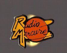 pin's radio mercure (longueur: 1,7 cm)