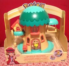 Tomy Pokemon Petite Pals Escape in the Forest Playset