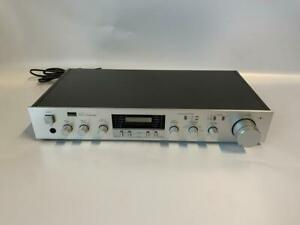 Vintage Sansui C-77 Preamplifier / tested & Working