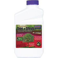 Bonide 037321006091 Annual Tree and Shrub Drench Concentrate Multiple Insects Qt