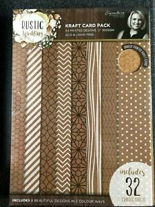 RUSTIC WEDDING CRAFTERS COMPANION DIE STAMPS LACE EMBOSSING FOLDER JUST MARRIED