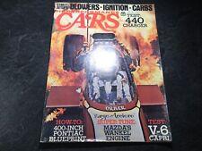 1972 Hi-Performance Cars Magazine 440 Rallye Charger Racing Beat Mazda Rotary