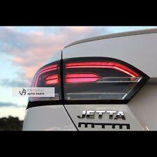 LED Smoke Type Tail Lights Rear Lamp For Volkswagen Jetta Mk6 2012~2015