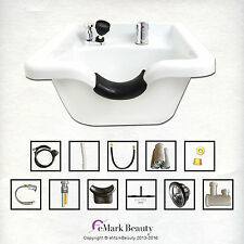 Shampoo Bowl ABS Plastic Salon Spa Hair Sink Beauty Salon Equip. TLC-W11 KSGT