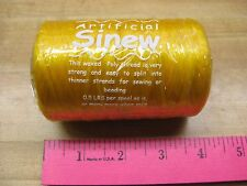 Sinew Yellow  Crafts Sewing  LG. Crafts  Wrapping Arrowheads