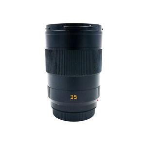 Leica SL APO-Summicron 35 mm 1:2,0 asph. E67 second hand  guter Zustand