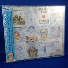 JOHN LENNON: Shaved Fish (EXTREMELY RARE 2000 JAPAN PROMO CD TOCP-65525)