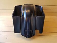 "HARLEY DAVIDSON 4""STRETCHED SADDLEBAGS FOR 2-1 EXHAUST AND REAR FENDER INCLUDED"