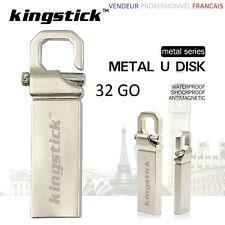 "KINGSTICK 32 GO mini USB 2.0 Flash stick clé waterproof ""avec suivi colis"""