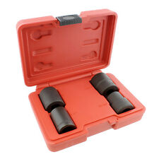 ABN Wheel Lock Removal Kit Lug Nut Remover Locking Lug Nut Removal Tools 4pc SAE