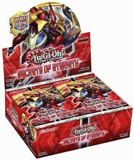 1 (ONE) Yu-Gi-Oh Secrets of Eternity new 1st Ed. sealed booster pack from box