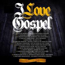 I Love Gospel Vol.1 Gospel Mix Edition Mixtape CD
