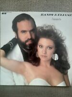 RANDY BRECKER & ELIANE ELIAS 'AMANDA' Original Vinyl LP 1985 JAPANESE IMPORT