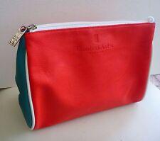 Elizabeth Arden Red Makeup Cosmetics Bag, Large Size, Brand NEW!!