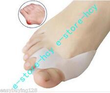 NEW hallux valgus bicyclic thumb orthopedic braces to correct daily silicone toe