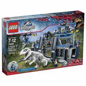 LEGO 75919 Jurassic World Indominus Rex Breakout - Brand New - Rare Retired Set!