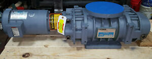 Stokes 310-401 Direct Dr. Blower pump, 400 CFM, 2 HP