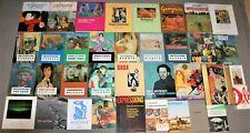 36 Bücher - MODERNE KUNST, MALEREI - Impressionismus, Expressionismus.