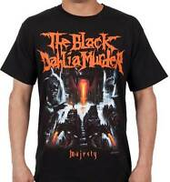The Black Dahlia Murder Majesty Music Rock Metal Punk Band Adult Mens Tee Shirt