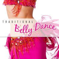 CD Tradicional Belly Dance / Danza del vientre de Various Artsts 2CDs