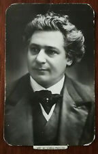 Mr. H. Lyell-Tayler, Rotary Photographic Series Post Card