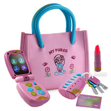 Playkidz My First Purse Pretend Play Set for Girls