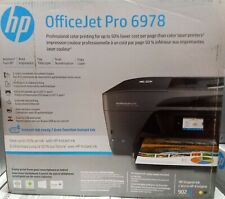 "HP OfficeJet pro 6978 all-in-one wireless printer             ""SHIPS SUPER FAST"""