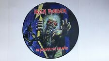 Iron Maiden No Prayer For The Dying  Picture Disc