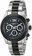 Men's Invicta Speedway Silver Strap Wristwatches