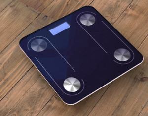 180KG Smart Bluetooth Bathroom Body Scales BMI Body Fat Monitoring Weighing NEW