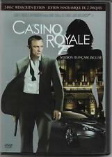 Casino Royale (DVD, 2007, 2-Disc Set, Widescreen)!
