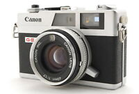 【EXC+++++】Canon Canonet QL17 GIII Rangefinder Camera 40mm F/1.7 Lens From JAPAN