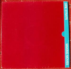 Dire Straits - Making Movies - Vinyl LP Record Album 1980 UK VERTIGO 6359 034