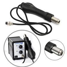 Portable Handheld Gun Desoldering Tool for 858 858D 868 898 Hot Air Station