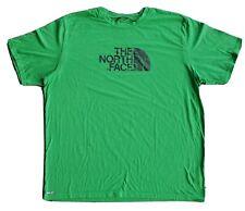 The North Face Vapor Wick Men's Green Xl Tshirt